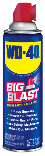 WD-40<sub>&#x000AE;</sub> Big Blast<sub>®</sub> <nobr>18 oz</nobr>