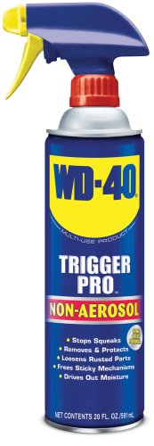 Fun wd 40 facts read wd 40 myths legends and more for Wd 40 fish oil