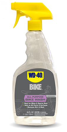 ALL-PURPOSE BIKE WASH – BIODEGRADABLE!