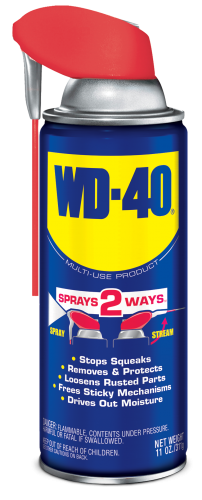 WD-40<sub>&#x000AE;</sub> Smart Straw<sub>®</sub> <nobr>11 oz</nobr>