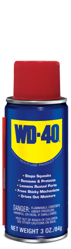 WD-40<sub>&#x000AE;</sub> Multi-use Product <nobr>3 oz</nobr> Handy Can
