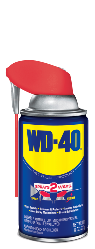 WD-40<sub>&#x000AE;</sub> Smart Straw<sub>®</sub> <nobr>8 oz</nobr>